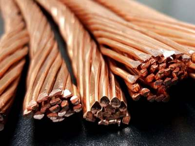 Copper leaps above $9,000 a tonne for first time since 2011