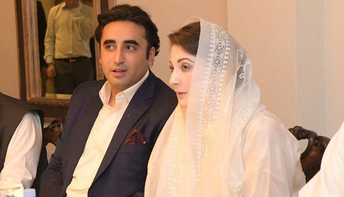 Bilawal, Maryam discuss ongoing political situation