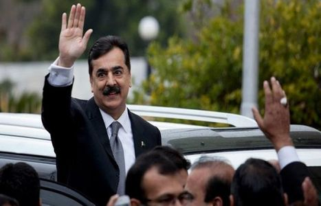 PDM nominates Gillani as joint candidate for Senate chairman