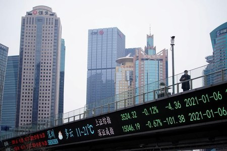 Asian stocks bounce off two-month low as bonds, China markets steady