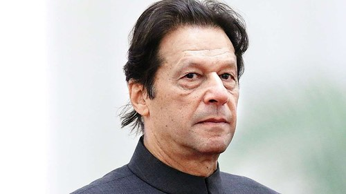 PM Khan congratulates Sanjrani, Afridi on winning Senate top slots