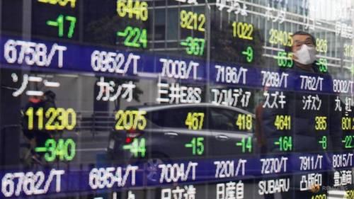 Asian stocks retreat as investors await FOMC outcome