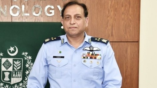Air Marshal Zaheer Ahmed Babar takes charge as new air chief