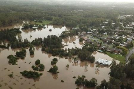 Heavy rain, flash flooding batter Australia's east coast