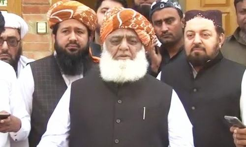 No rift in the opposition alliance, would move forward together: Fazl