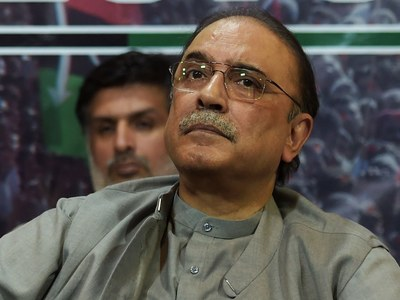Broadsheet commission unearths Swiss cases record of Asif Zardari