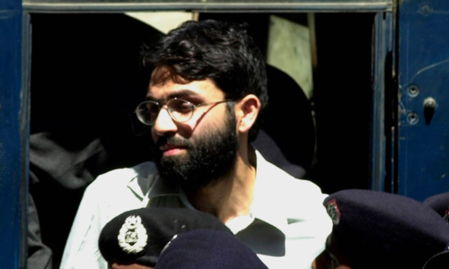 Daniel Pearl murder Case accused Omer Shaikh shifted to Lahore