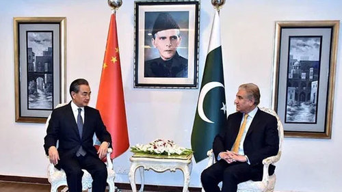 China accords highest priority to Pakistan's requirements against Covid-19: Wang Yi