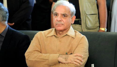 Shehbaz Sharif receives first dose of COVID vaccine at Kot Lakhpat Jail