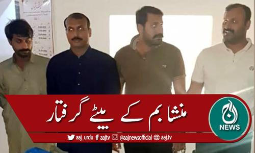 لاہورپولیس کا قبضہ گروپس کیخلاف ایکشن،منشا بم کے تین بیٹے گرفتار