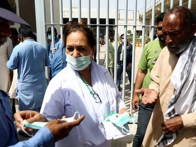 Pak/ Covid: 41 more healthcare workers contract Coronavirus infection