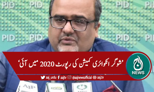 'پنجاب اور سندھ میں شوگر ملز کیخلاف آپریشن کیا گیا'