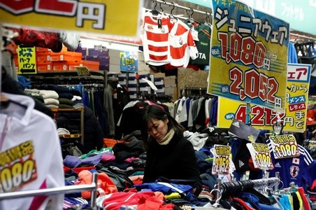 Japan's soft household spending, wages signal prolonged COVID-19 economic strains