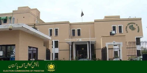 ECP issues statistical data of registered male, female voters' lists