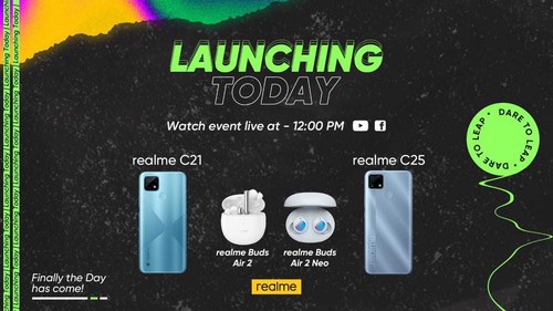 realme C25 with 48MP AI Triple Camera launched in Pakistan