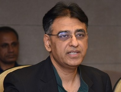 Pakistan to start vaccinating 125,000 people daily after Eid: Asad Umar