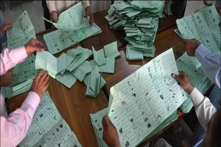 NA-75 bye-polls: Counting underway in Daska