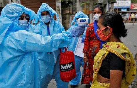 Covid-19: India surpasses Brazil's tally to become the second most infected nation