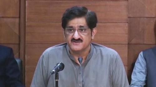Sindh CM appeals to people to must follow SOPs