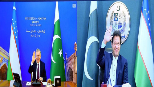 Pakistan, Uzbekistan agree that cooperation in trade, key priority to consolidate partnership