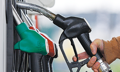 Govt reduces price of petrol by Rs1.79 per litre for next 15 days