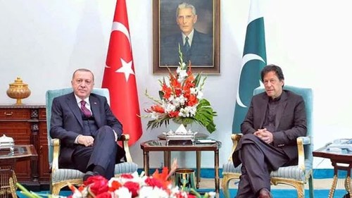 PM Imran, Turkey's Erdogan discuss Afghan peace, bilateral ties
