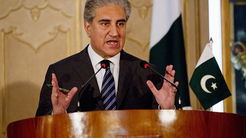 Expatriate Pakistani's among top priorities of the Govt: FM Qureshi