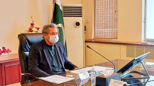 Classes from grade 1 to 8 will remain closed till Eid, announces Shafqat Mehmood