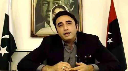 'It's your mess PM, clean it up or go home,' says Bilawal