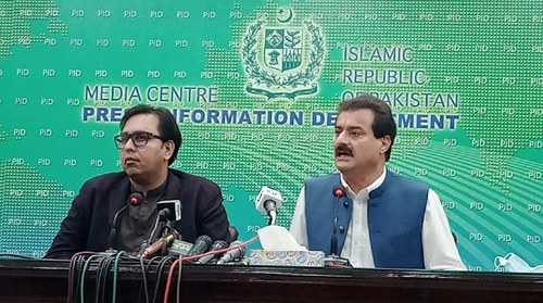 Govt fulfilling promises made with masses: Shahbaz Gill
