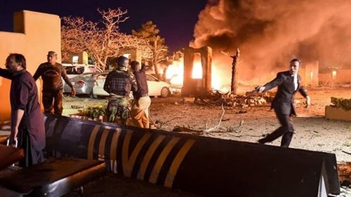 Four killed, 12 injured in Quetta blast