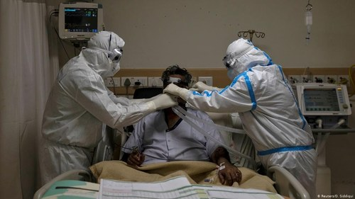 COVID-19: Pakistan reports 144 deaths, 10.90% positivity rate in 24 hours