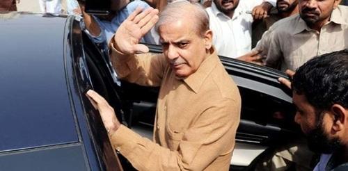 Shehbaz Sharif freed from Kot Lakhpat jail
