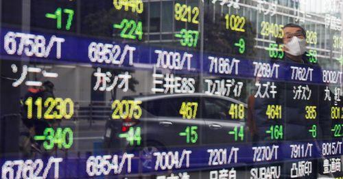 Asian shares near 6-week highs, eyes on Fed, U.S. GDP