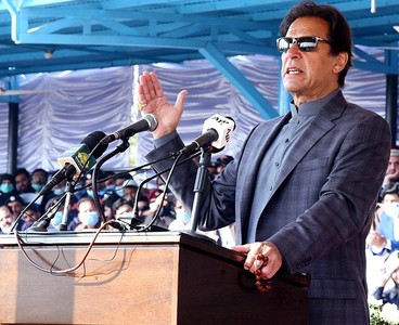 Past rulers made properties in London's most expensive areas: PM Imran