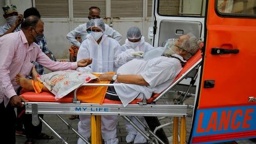 India's coronavirus infections cross 18 million