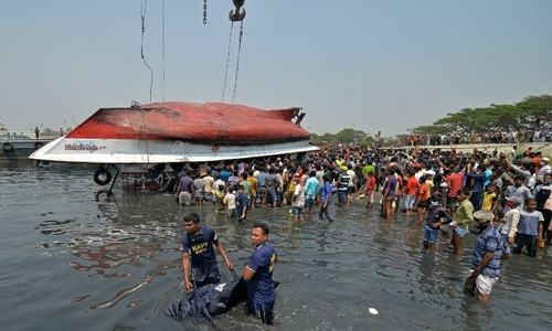 Twenty six killed in boat accident in Bangladesh