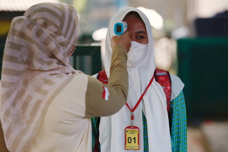 Indonesia finds cases of Indian COVID-19 variant as officials warn on Eid travel