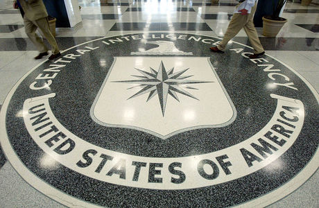 Armed person shot trying to enter CIA headquarters