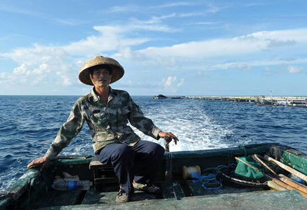 Philippines tells fishermen to ignore Beijing's ban on fishing in South China Sea