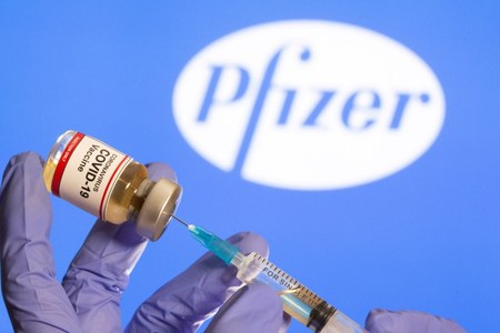 Pfizer/BioNTech jab confirmed to protect 95% in largest study yet
