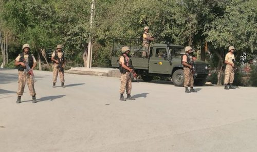 Security forces kill two terrorists in North Waziristan
