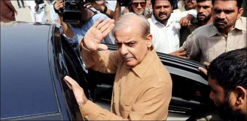 Shehbaz Sharif moves LHC for removal of name from blacklist