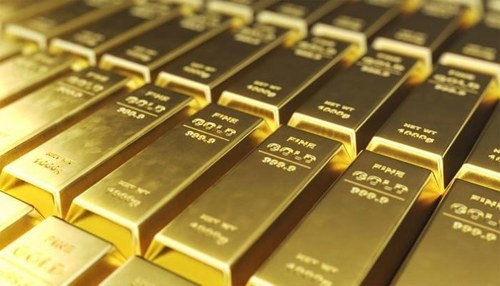 Gold prices move up in Asia