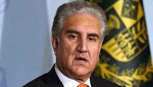 FM Qureshi condemns attack on speaker of Maldives parliament