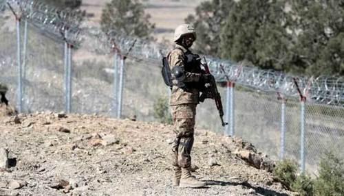 Soldier injured in Afghan cross border firing