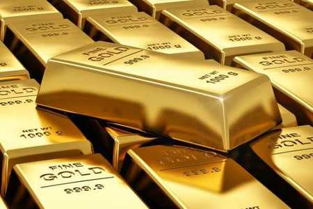 Gold prices slightly up