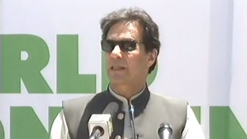 Govt striving to provide better, secured future to coming generations: PM Imran
