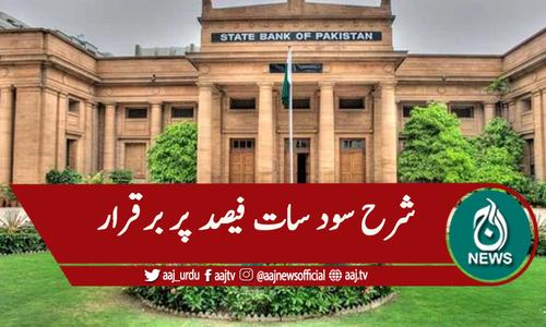 اسٹیٹ بینک کی نئی مانیٹری پالیسی کا اعلان