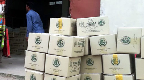 NDMA ensuring provision of medical, safety equipment to provinces to cope with Covid-19